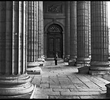 à Saint-Sulpice by Patrick T. Power