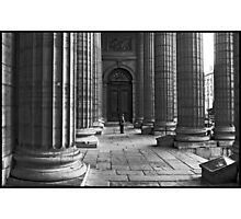 à Saint-Sulpice Photographic Print