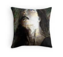 Beckoning You to Your Death... Throw Pillow