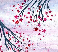 sweet sakura by klbailey