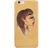 Mary needs blood iPhone Case/Skin