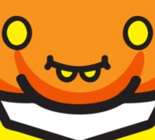 Mikoto's Halloween Pumpkin Sticker