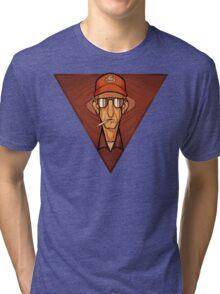 SHACKLEFORD Tri-blend T-Shirt