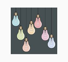 Hanging Lightbulbs Unisex T-Shirt