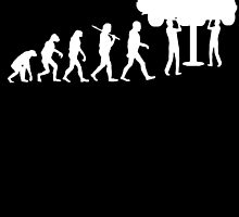 STAGES OF EVOLUTION by fancytees