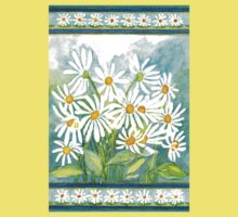 IN LOVE WITH DAISIES - CHEERFUL WHITE BEAUTIES Kids Clothes