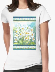 IN LOVE WITH DAISIES - CHEERFUL WHITE BEAUTIES T-Shirt