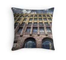 Melbourne is my city  Throw Pillow
