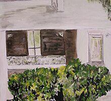 Old Terrace, Surry Hills, Sydney by Julie-Ann Vellios