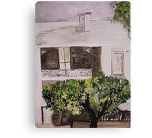 Old Terrace, Surry Hills, Sydney Canvas Print