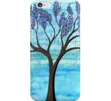 Jacaranda Avenue iPhone Case/Skin