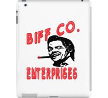 """He's a butthead just like his old man was"" iPad Case/Skin"