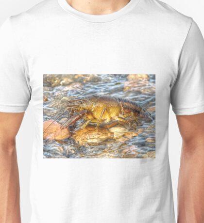 Crawfish Shuffle Unisex T-Shirt