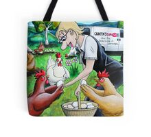 Long Live The Chickens Tote Bag