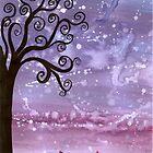 Firefly Tree by klbailey