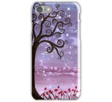 Firefly Tree iPhone Case/Skin