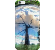 Ode to the Oak Tree iPhone Case/Skin