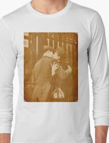 I Could Kiss You For Centuries Long Sleeve T-Shirt