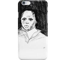 I Have A Dream Sketch iPhone Case/Skin