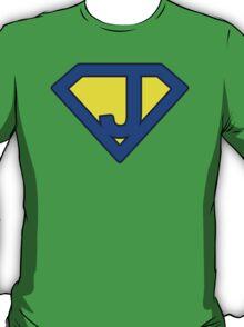 J letter T-Shirt