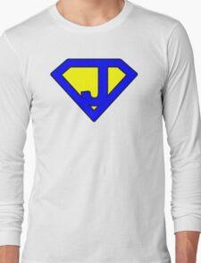 J letter Long Sleeve T-Shirt