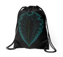 Fractal 2015 018 Drawstring Bag