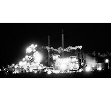 Kwinana Industrial Photographic Print