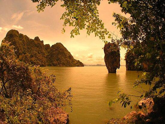Asia Dreams... by Jarrod Lees
