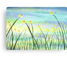 Field of Hope Canvas Print