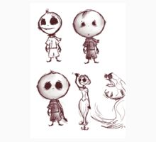 Think Luthaniel Sketches Kids Tee