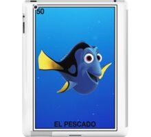 El Pescado iPad Case/Skin