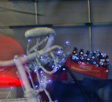 """Bike&Coke by Antonello Incagnone """"incant"""""""