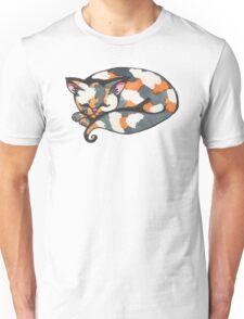 Calico Kitty Unisex T-Shirt