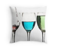 Make Mine Red! Throw Pillow
