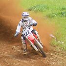 Racing action at Sisters Creek  -   # 1225 by gaylene