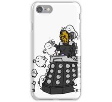 Davros' Babysitting Service iPhone Case/Skin