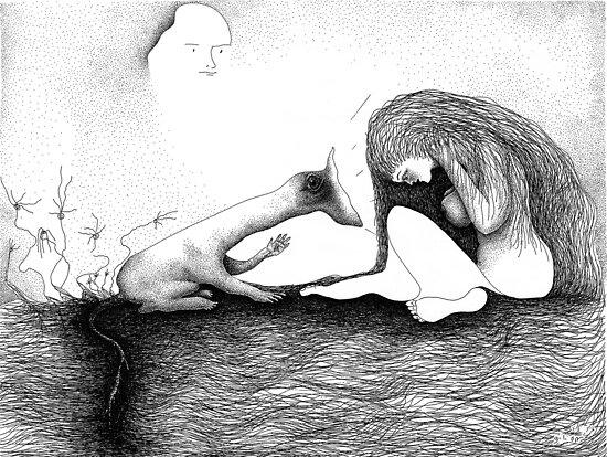Parasite - II by Gili Orr