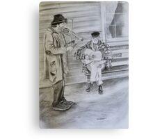 Sovereign Hill Jig Canvas Print