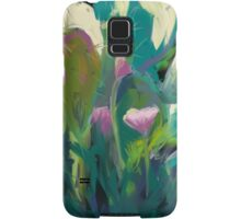 Cactus and California Poppies Samsung Galaxy Case/Skin