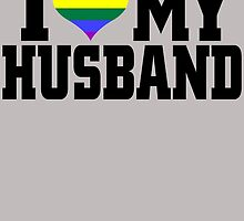 I LOVE MY HUSBAND by fancytees