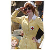 WWII Nurse  Poster