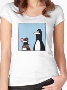 AEif: Weabirds Women's Fitted Scoop T-Shirt