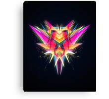 TAZOR (Abstract Future Scifi Artwork) Canvas Print