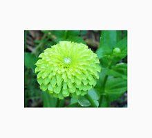 Lime Color Flower Unisex T-Shirt
