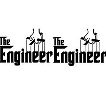 The Engineer T-Shirt by Lallinda