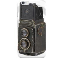 Dirty Old Camera I iPhone Case/Skin