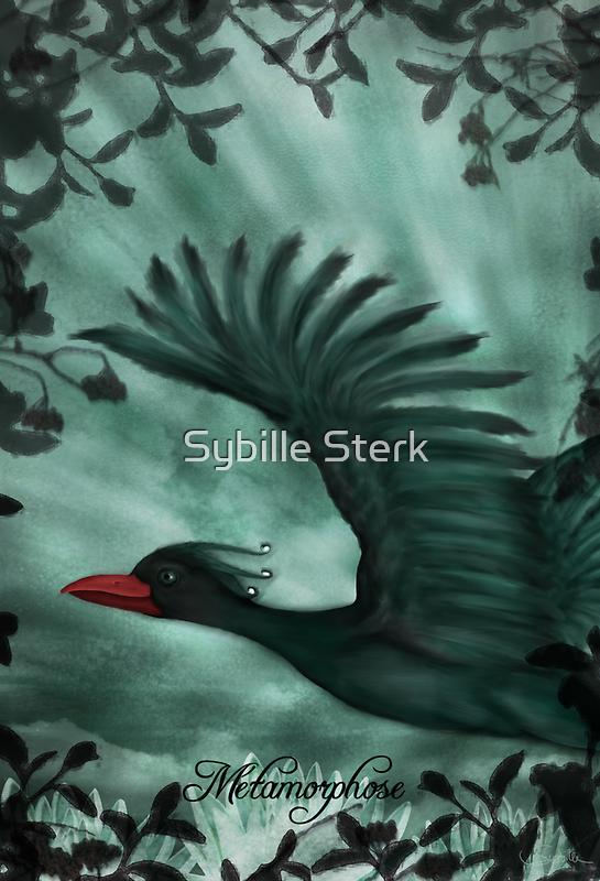 Métamorphose by Sybille Sterk