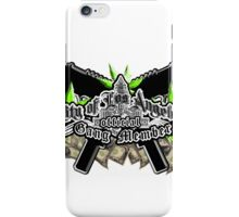 City of Los Angeles Official Gangster iPhone Case/Skin