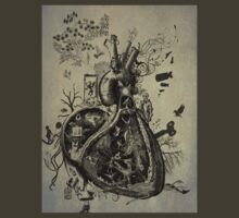 The Heart, Who Can Understand it? by Geraldine (Gezza) Maddrell