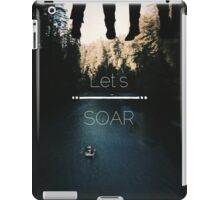 Let's Soar iPad Case/Skin